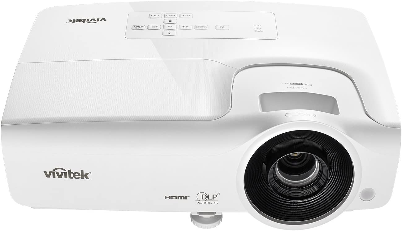 Vivitek DH268 Video - Proyector (3500 lúmenes ANSI, DLP, 1080p ...