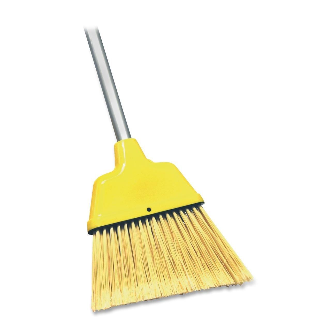 Genuine Joe GJO09570 Lightweight Manual Angle Broom, 12-1/2'' Bristles by Genuine Joe