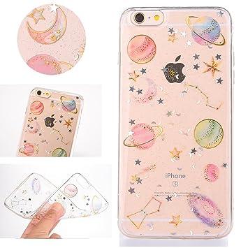coque iphone 8 planete