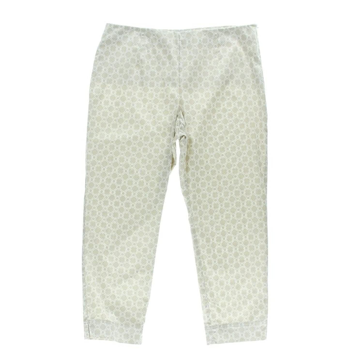 Charter Club Women's Patterned Pants