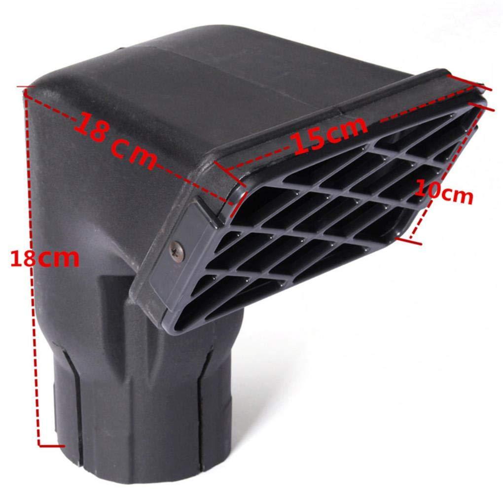 WOVELOT Scambiatore di Calore Olio per Motocicletta 4 File Un Maglie di Grandi Dimensioni con Tubo da 10 Mm per 50Cc-160Cc Modifica Motori con Raffreddamento Un Olio Pit Dirt Bike