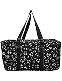 """NGIL All Purpose Open Top 23"""" Classic Extra Large Utility Tote Bag Spring 2018 Collection"""