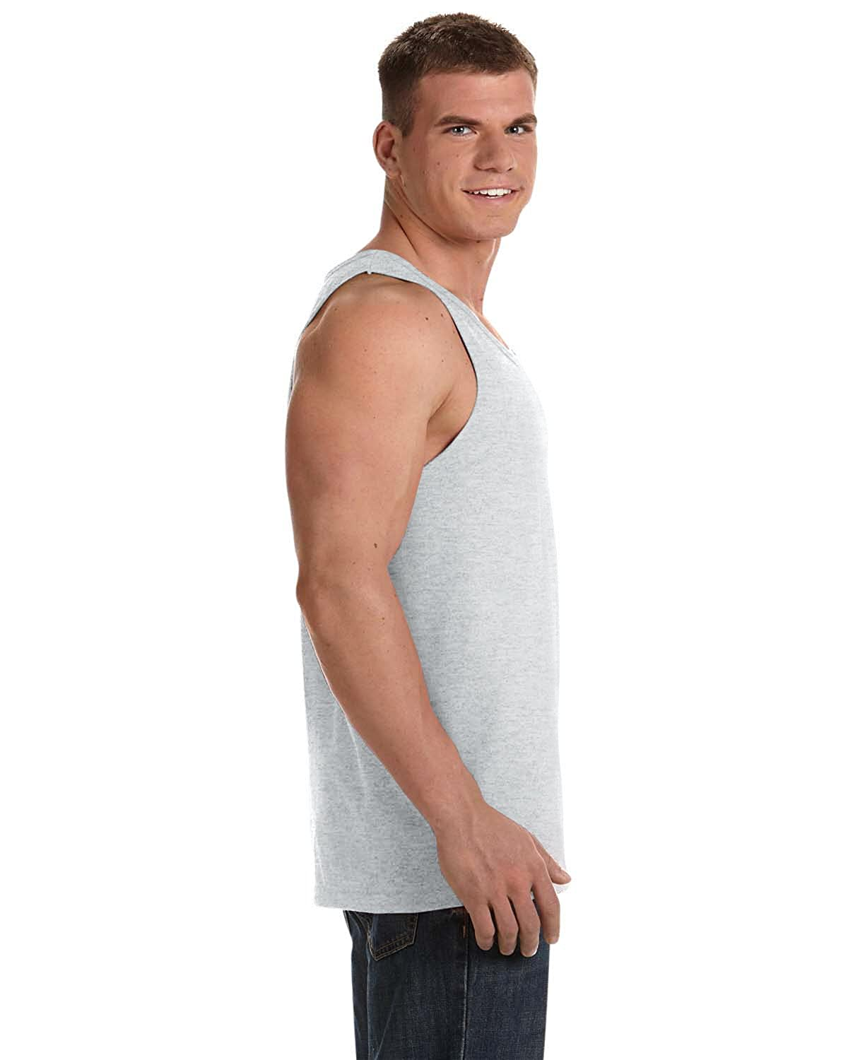 Fruit of the Loom 5 Oz 100/% Heavy Cotton Hd Tank