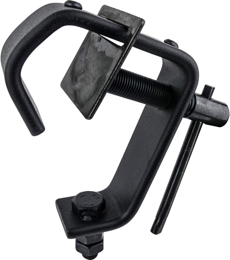 KG060611 Black Kupo Steel Clamp