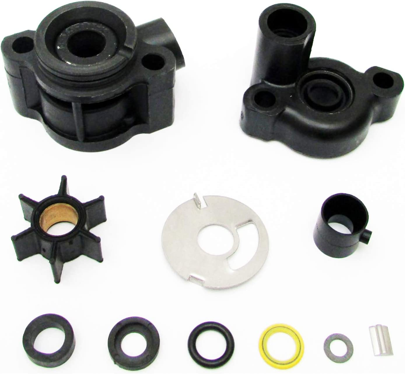Uanofcn Mercury Mariner Force Water Pump Kit Replacement 46-70941A3