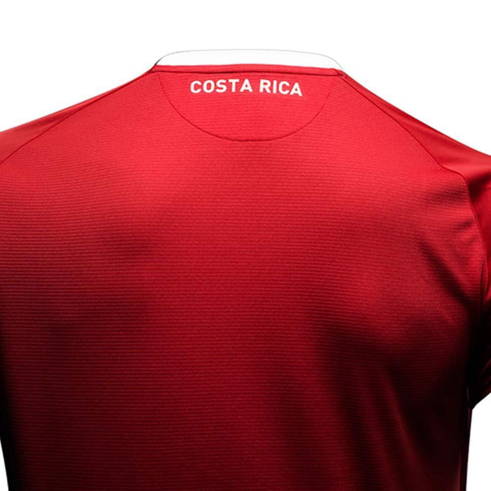 920c21c5f6e New Balance Costa Rica Home Soccer Men s Jersey FIFA World Cup Russia 2018 ( 2XL) Red  Amazon.ca  Clothing   Accessories