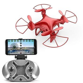 Drone Avión de Control Remoto aéreo HD WiFi, Mini Aviones de 4 ...