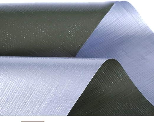 NEVY-Lona Doble Cara Cubierta Impermeable for Jardín Tienda De Lonas De Camping Resistente A La Rotura Lona Protector Solar Hoja De Aislamiento De Tierra Lona Toldo Lonas Impermeable (Size : 6 X10m):
