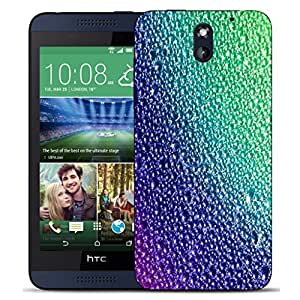 New Hard Printed BEAU ARTS Cover for HTC Desire 610 case - versicoloured & Stylus by ruishername