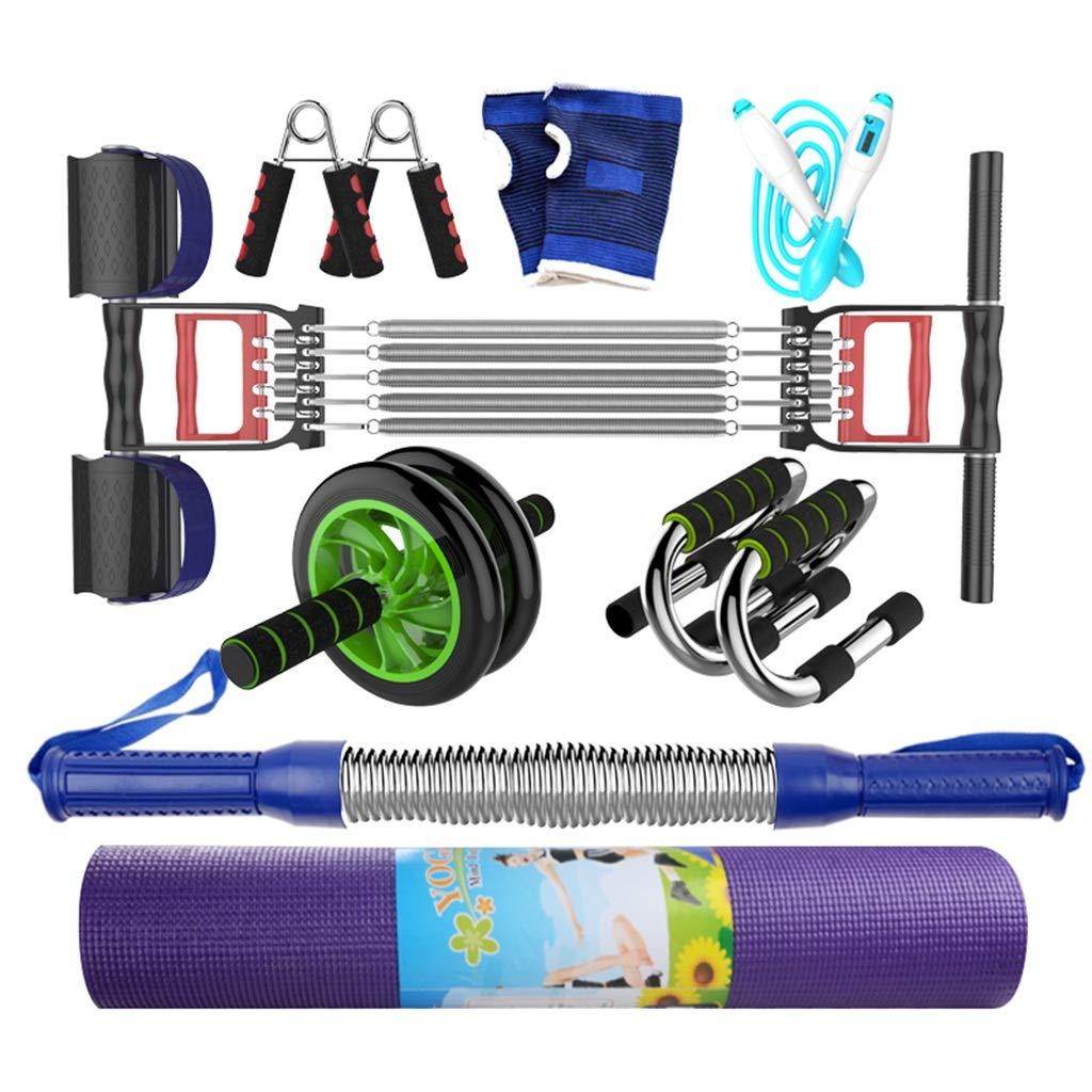 Haushalt Fitnessgeräte, Multifunktions Training Set Männer Brust Expander Sportartikel Bewegung Arm Bar Puller Krafttraining