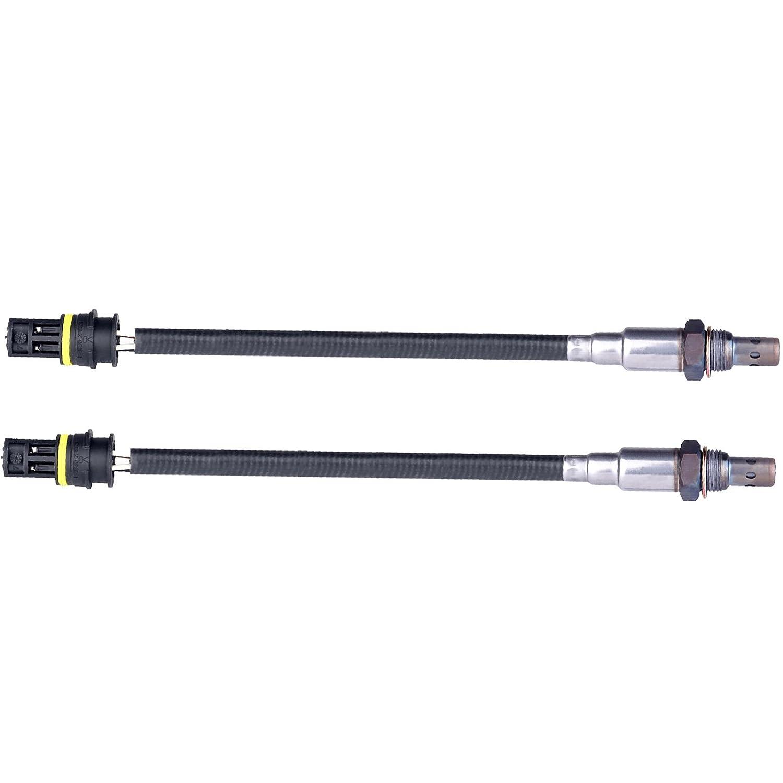 4pcs Oxygen Sensor O2 Front Rear Down//Upstream for BMW 323i 528i Z3 X5 X3 X5 Z4