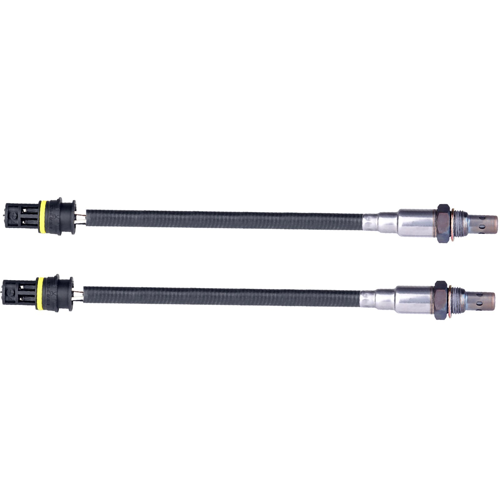 ECCPP 2pcs of Oxygen Sensor Upstream 02 O2 Sensors Fits 234-4672 for 740i 740iL 540i 530i 528i 525i 330xi 330i 330Ci 328i 325xi 325Ci 325i 323i 323Ci by ECCPP