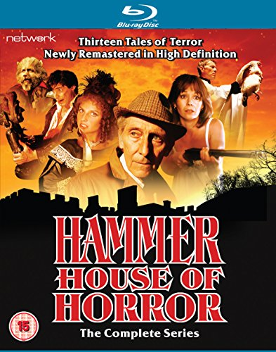 Hammer House of Horror: The Complete Series [Blu-ray] (Hammer Horror Blu Ray Collection)