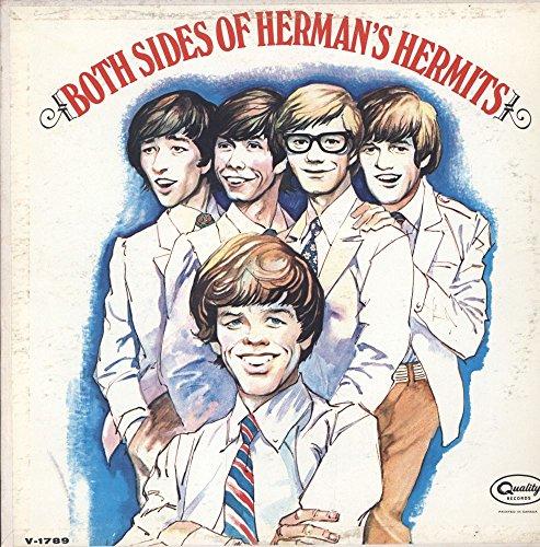 Herman's Hermits - Both Sides Of Herman's Hermits - Quality - V 1289 VG+/VG+ LP