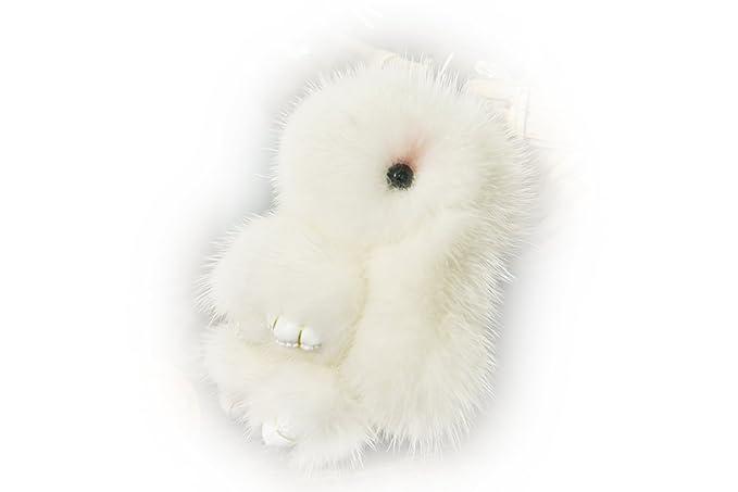 Amazon.com: yooci Di-Nesh – Conejo llavero Bolsa Encanto ...