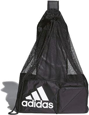 adidas Stadion Ball Tasche, Damen, schwarzweiß