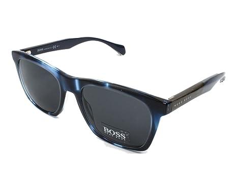 Boss Herren Sonnenbrille » BOSS 0911/S«, grau, 1JX/SP - grau/braun