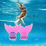 Docooler® Kid Children Mermaid Swim Fin Diving Monofin Swimming Foot Flipper