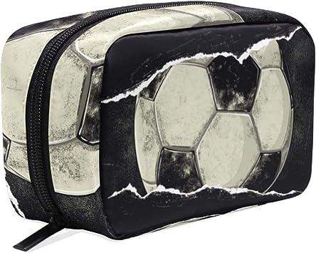 Neceser Bolso Hombre Mujer Viaje Futbol