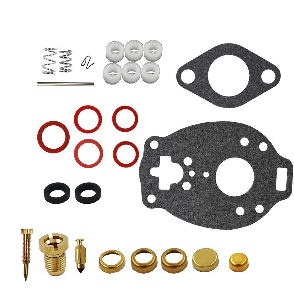 Marvel Schebler TSX Carburetor kit for Allis Farmall Ford 778-505 K7505 Quality by Autoparts