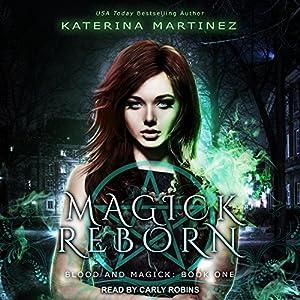 Magick Reborn Audiobook