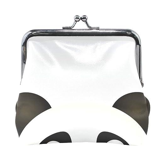 1a56aa216cfd Coin Purse Panda Head Womens Wallet Clutch Bag Girls Small Purse at ...