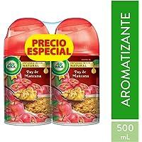 Air Wick Aromatizante Ambiental Repuesto Freshmatic, Pino Navideño, 250 ml, 2 Packs