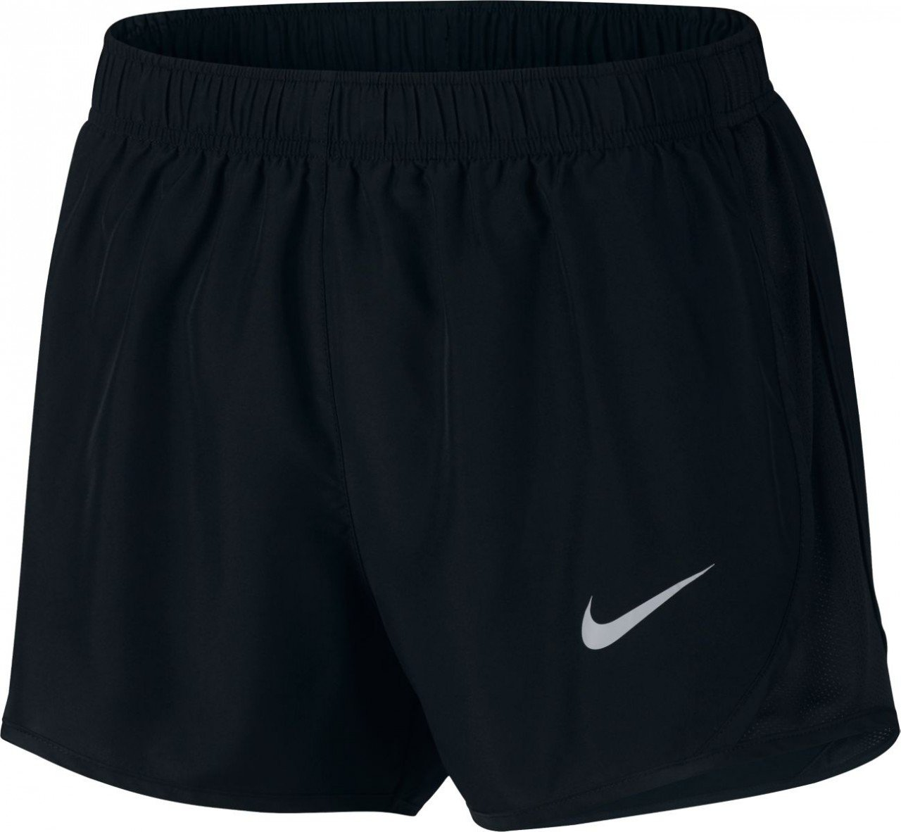 Nike Womens Tempo Running Shorts Black/Wolf Grey 831558-014 Size X-Small by Nike