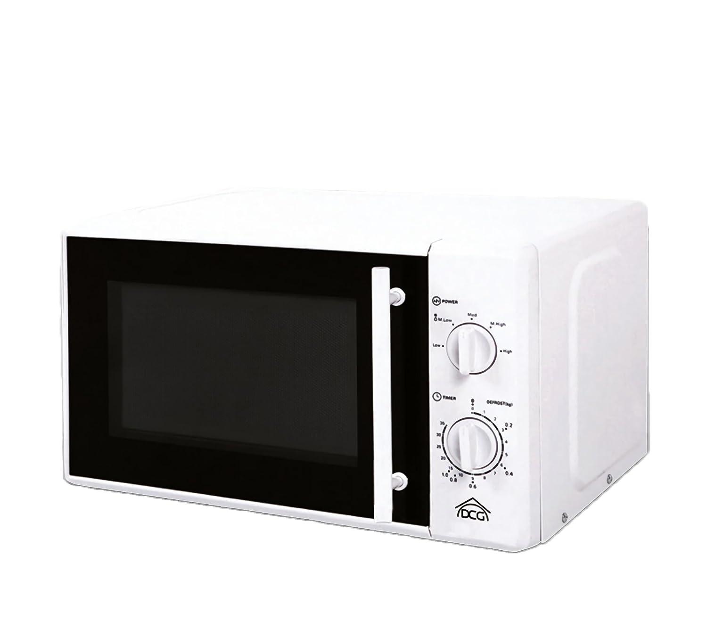 Horno de microondas con función grill Capacidad 20lt DCG 1000 W de ...