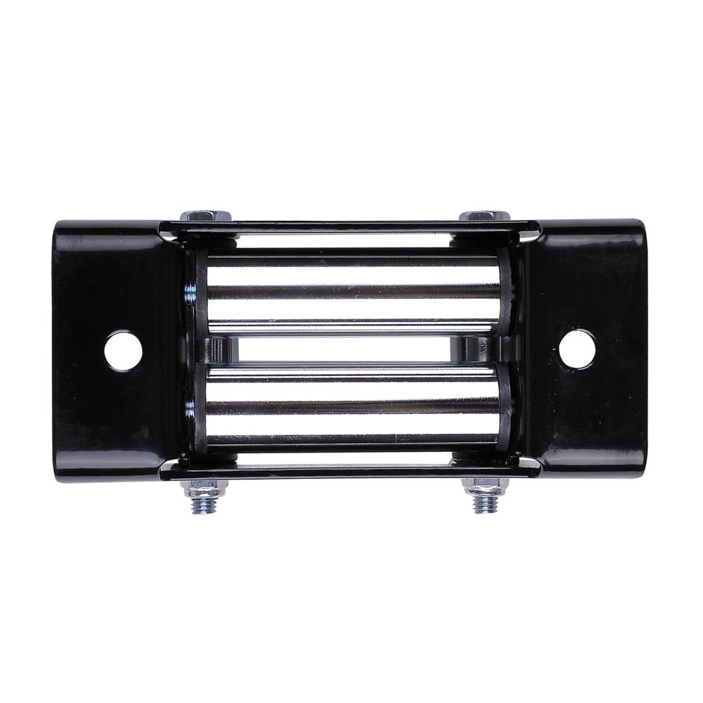 Universal Roller Fairlead ATV UTV SUV Car Winch Mount for 3000-4000 Lb Winches Replacement by Yescom (Image #2)