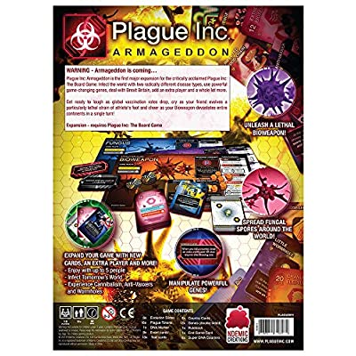 Ndemic Creations Plague Inc: Armageddon: Toys & Games