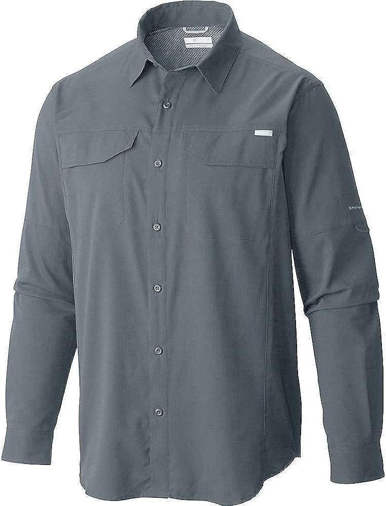 (コロンビア) Columbia メンズ ハイキング・登山 トップス Silver Ridge Lite Long Sleeve Shirt [並行輸入品]