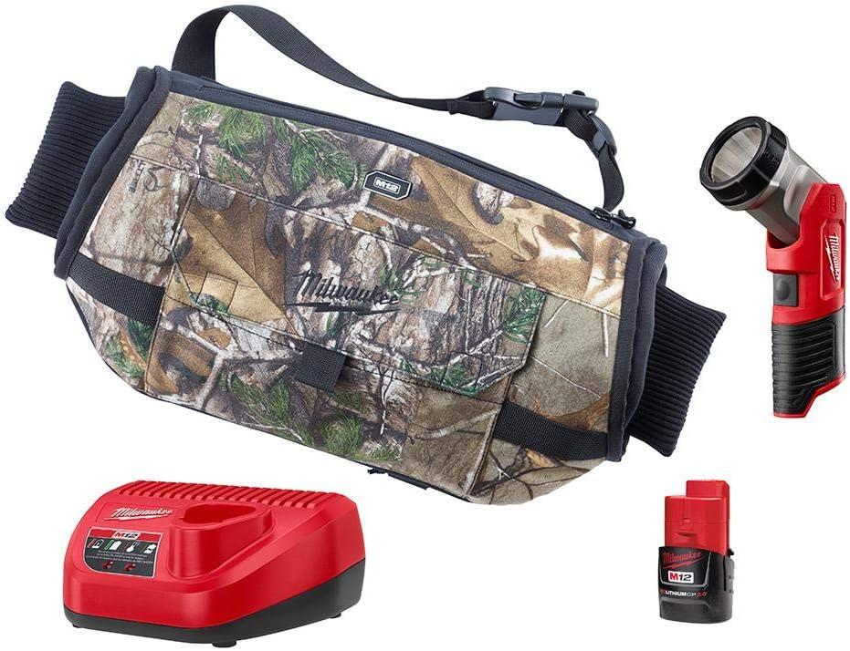 Milwaukee M12 Heated Hand Warmer Kit Camouflage