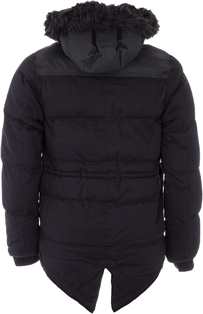 88C1 adidas Neo BLBR UTLT Herren Winter Jacke Parka Outdoor