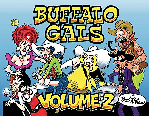 Buffalo Gals Vol. 2