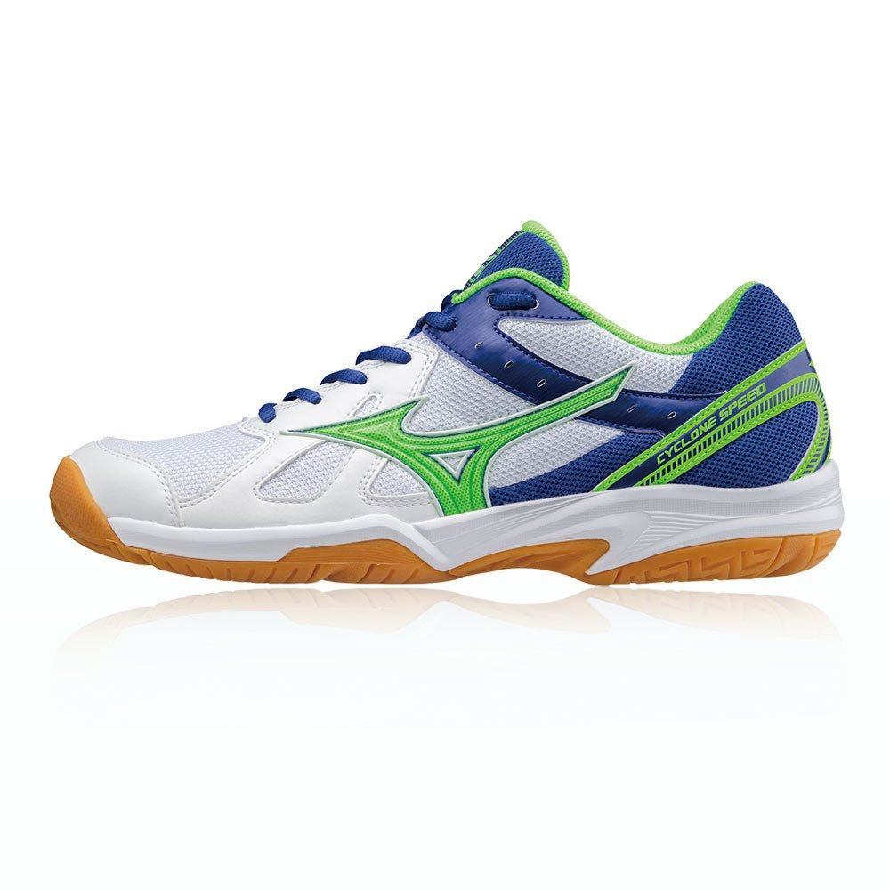super popular a7958 91315 Mizuno Cyclone Speed Indoor Court Shoes  Amazon.co.uk  Shoes   Bags