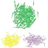 Baoblaze 300 Unidades de Puntas de Dardo de Plasticó Accesorio de Practicá Parte de Recambio para Deportista