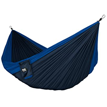 Neolite Single Camping Hammock   Lightweight Portable Nylon Parachute  Hammock For Backpacking, Travel, Beach
