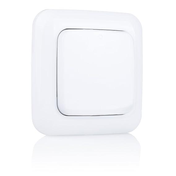 Smartwares SmartHome Funk-Einzelwandschalter 1-Kanal, SH5-TSW-A ...