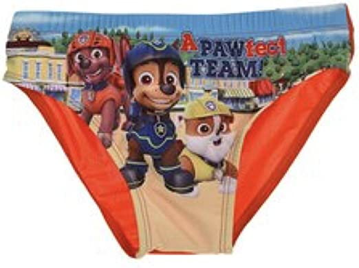 Paw Patrol Bimbo Costume da Bagno