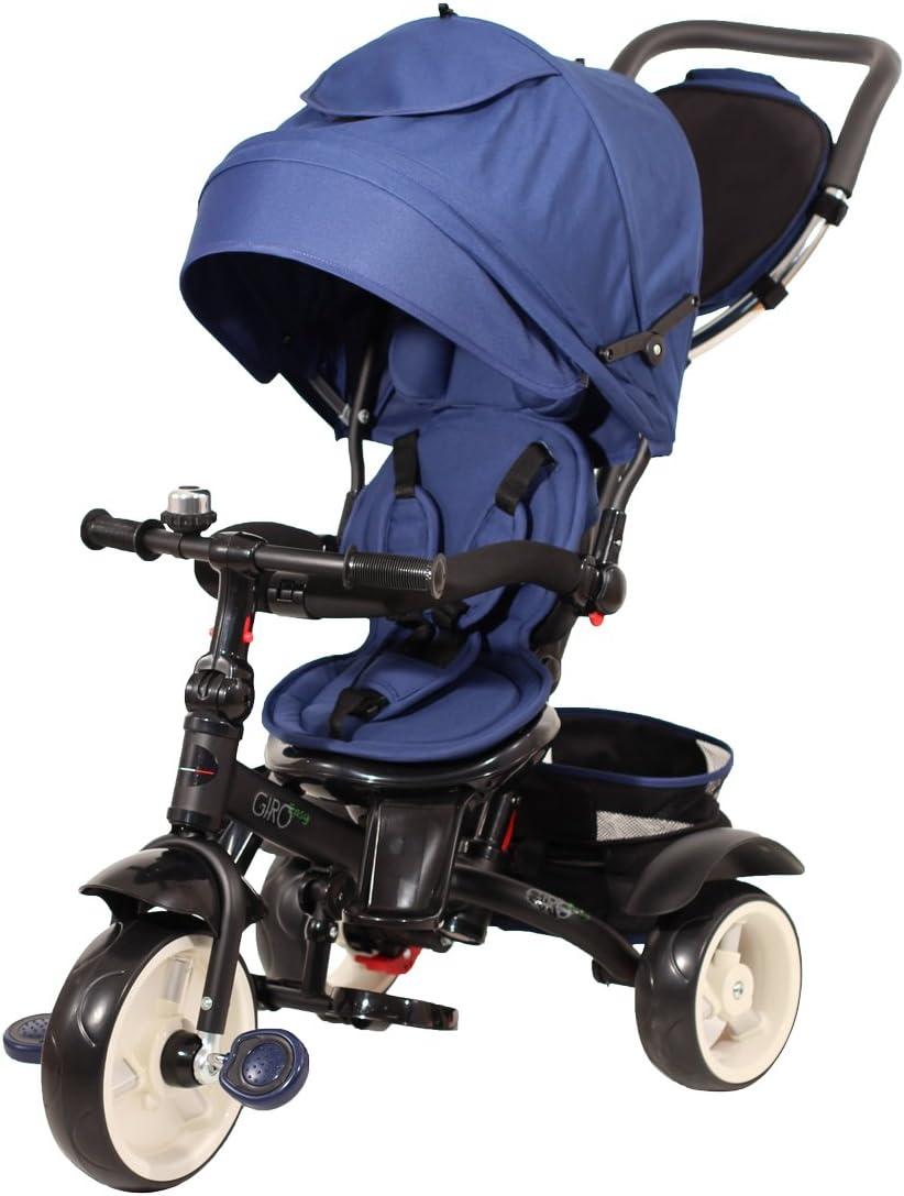 Baby 's Clan giroeasy.00–Triciclo, Color Azul