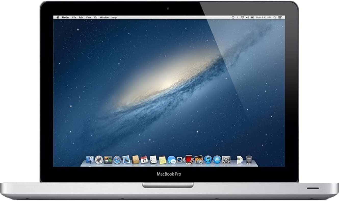 Apple MacBook Pro MD101LL/A - 13.3in Laptop - Intel Core i5 2.5GHz, 4GB RAM, 250GB HDD (Renewed)