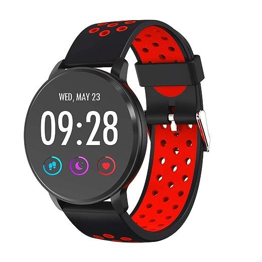 Cebbay Ip67 Wristband Smartwatch para Mujeres Hombres CóModo Smart ...