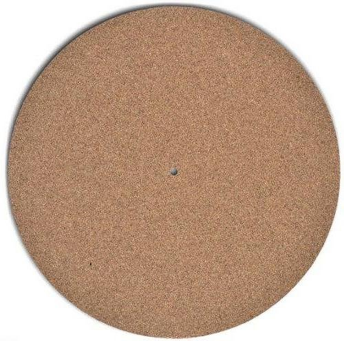 (1) New Turntable Toys TC-1 Cork Audiophile Turntable Mat 1/4-inch thick by Turntable Toys
