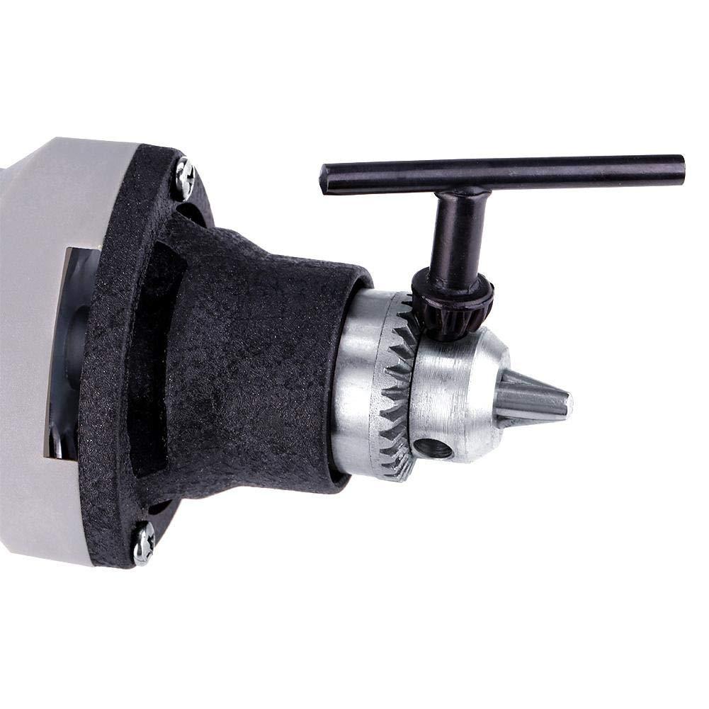 perceuse multi de meuleuse 400W 220V /à 6 positions Outil rotatif /électrique /à vitesse variable pour la sculpture le polissage et le poin/çonnag la coupe le meulage Meuleuse /électrique le tranchage
