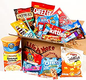 Amazon.com : Student Care Package / Food Basket
