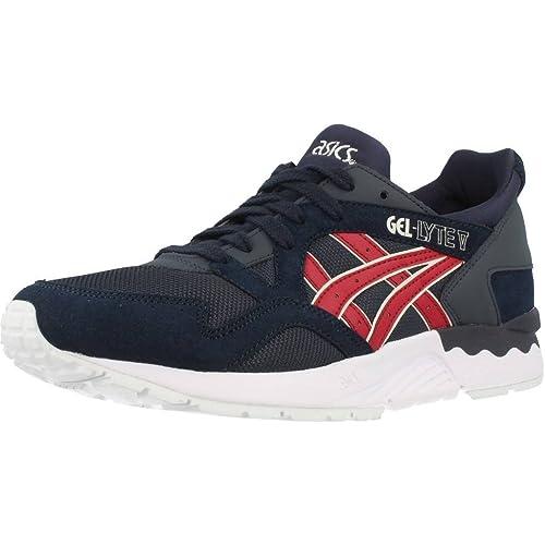 Calzado Deportivo para Hombre, Color Azul, Marca ASICS, Modelo Calzado Deportivo para Hombre ASICS Gel-Lyte V Azul: Amazon.es: Zapatos y complementos