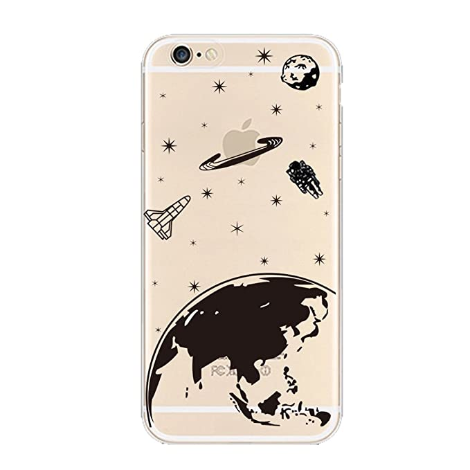 coque iphone 6 plus transparente motif