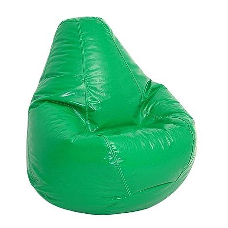 Incredible American Furniture Alliance Wetlook Bean Bag Extra Large Green Short Links Chair Design For Home Short Linksinfo
