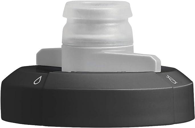 Black Genuine Camelbak Podium Water Bottle Cap 3-Pack Brand New